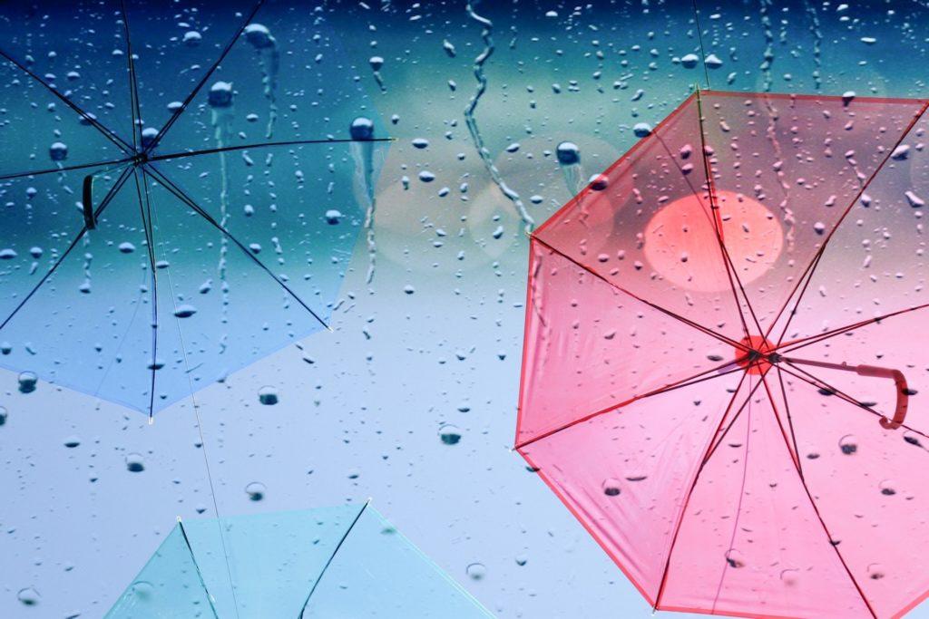 雨季のおすすめ服装