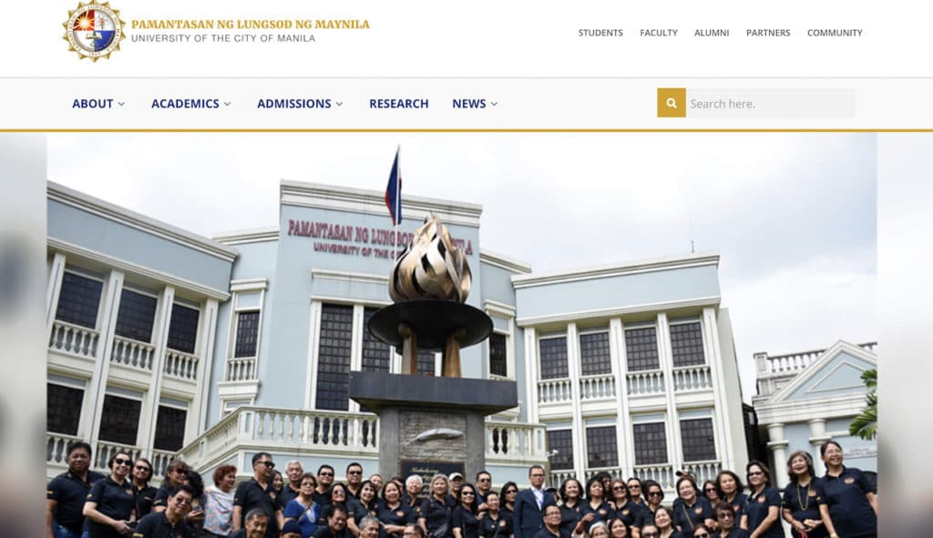 マニラ市立大学